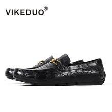 Vikeduo 2020 Роскошные туфли ручной работы модные вечерние повседневные