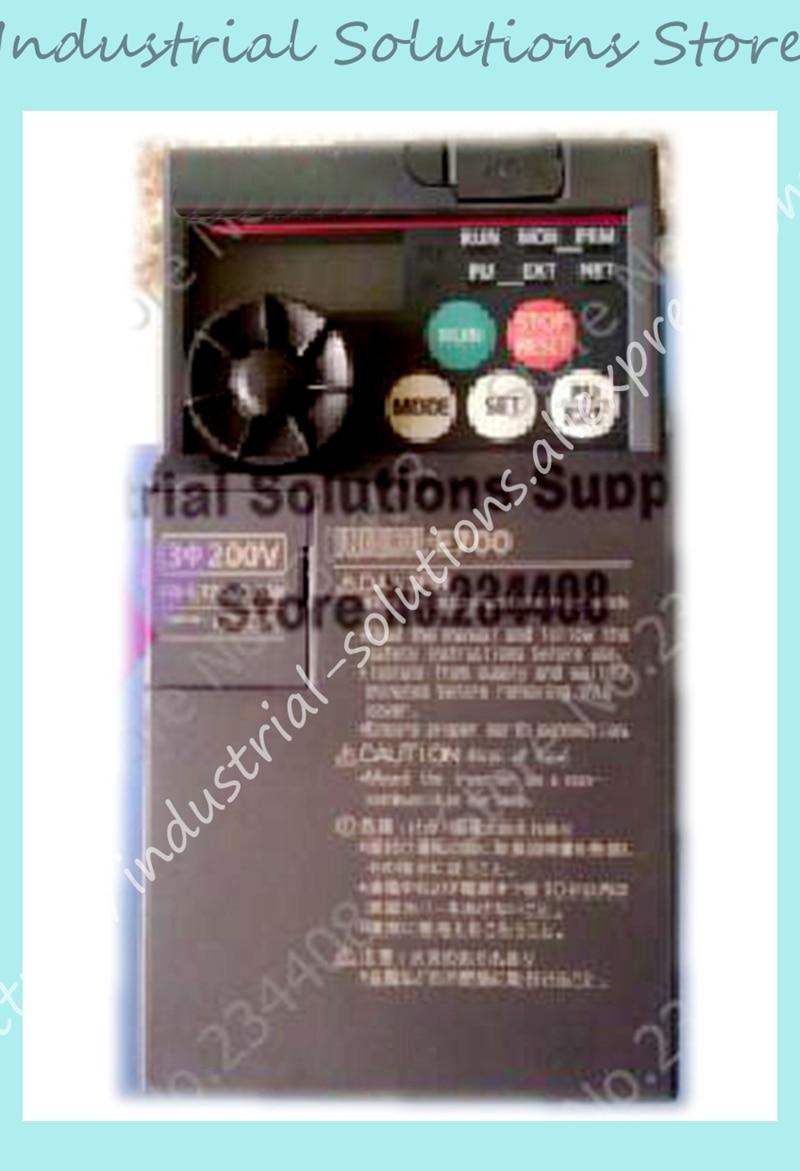 Inverter FR-E720-3.7K Frequency Converter New Original original inverter fr a024 0 75k