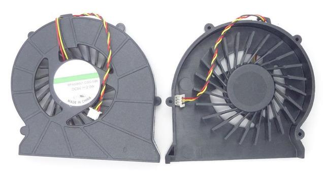 Novo Ventilador de Refrigeração da CPU para MSI MS1682 CX600 PR600 VR630 CR600 CR610 CR630 MS-6891 ventilador refrigerador