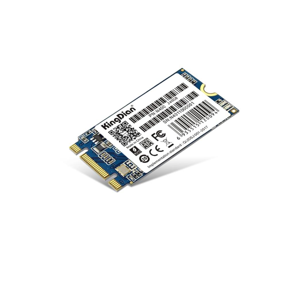 Image 2 - KingDian  ssd m2 2242 32GB 60GB 64GB 120GB 240gb  HDD 2242mm NGFF SSD M2 SATA Hard Drive for laptop Jumper 3 pro prestigio 133-in Internal Solid State Drives from Computer & Office