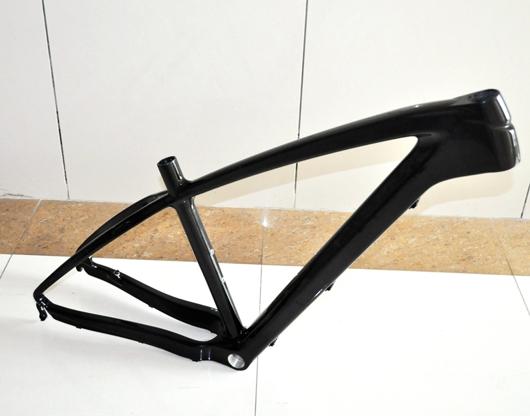 MF-004F Full carbon bicycle frame light weight design mountain bike  frame mtb cycling 27.5ER*17inch frame