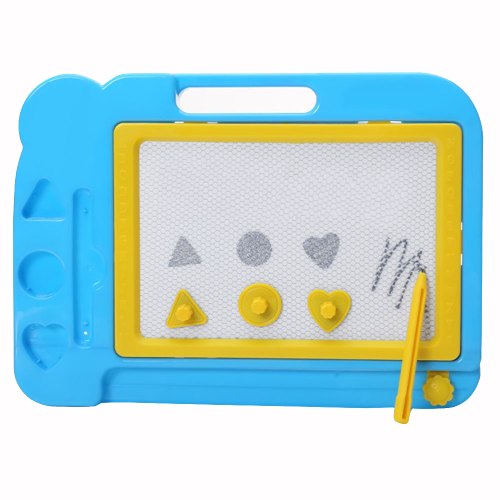 Educational Drawing Board Sketch Pad Doodle Writing Craft Art Toy for Children Kids Random Color Quantity 1 ...