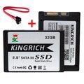 """KINGRICH 2.5 """"SATA 3 120 ГБ 60 ГБ 128 ГБ 32 ГБ Внутренний Твердотельный Накопитель SSD продаж ноутбук ноутбук мини-компьютер"""