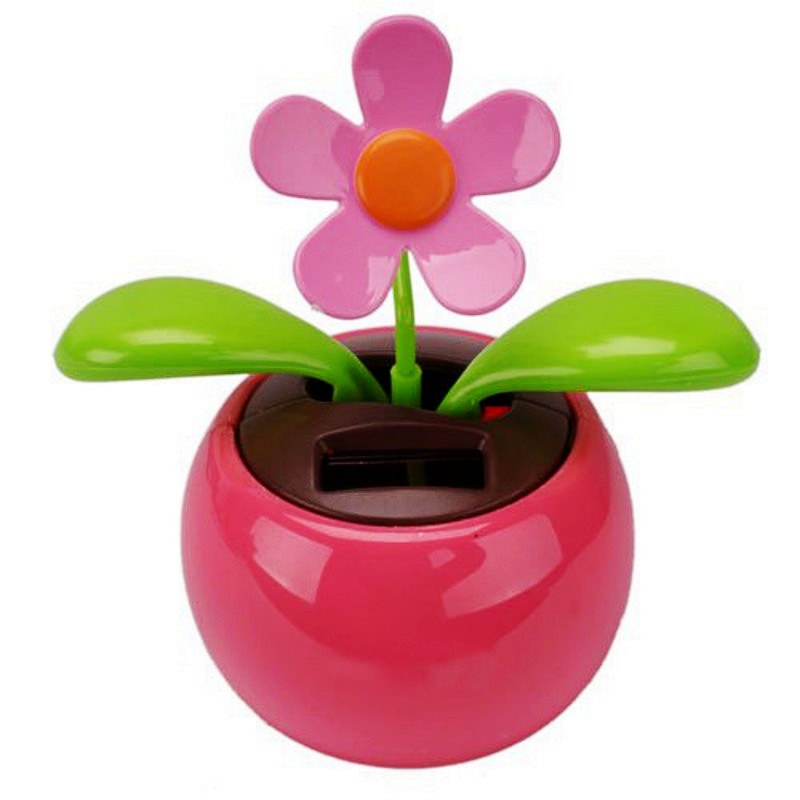 Home Decorating Solar Power Flower Plants Moving Dancing Flowerpot Swing Solar Car Toy Gift-in Artificial \u0026 Dried Flowers from Home \u0026 Garden on ...  sc 1 st  AliExpress & Home Decorating Solar Power Flower Plants Moving Dancing Flowerpot ...
