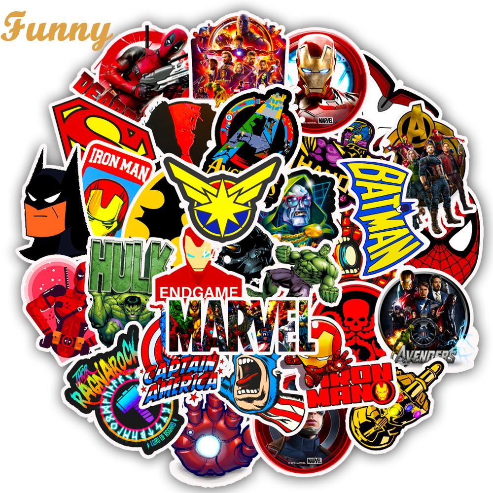 50 PCS Marvel Stickers Avengers Endgame Superheroes Stickers Decal For Snowboard Luggage Car Fridge Laptop Sticker soHQGz5nFw50 PCS Marvel Stickers Avengers Endgame Superheroes Stickers Decal For Snowboard Luggage Car Fridge Laptop Sticker soHQGz5nFw