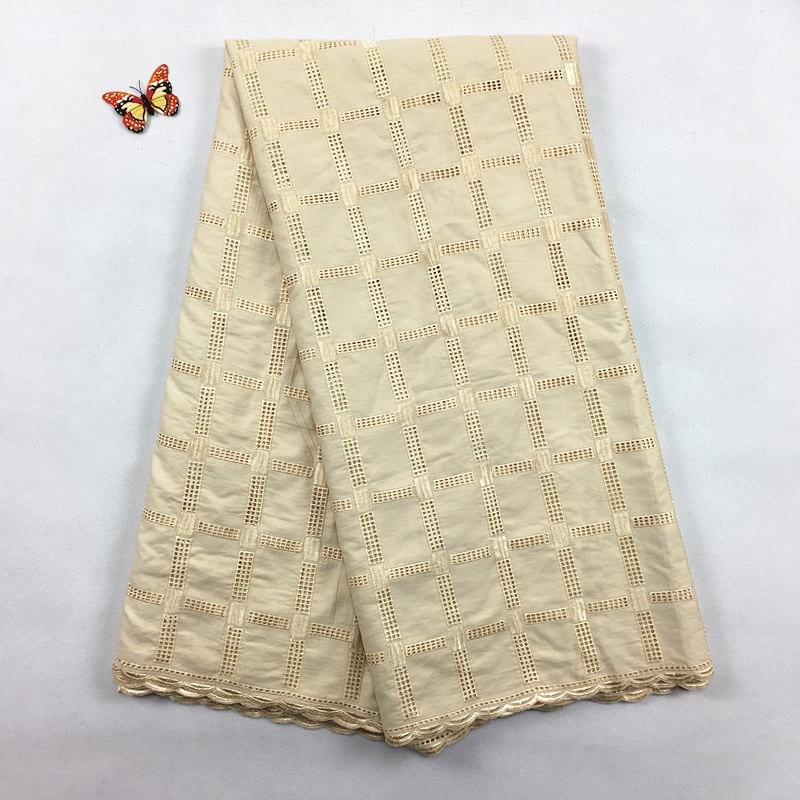 Sky blue african lace fabric 2019 high quality lace men lace fabrics polish cotton voile lace