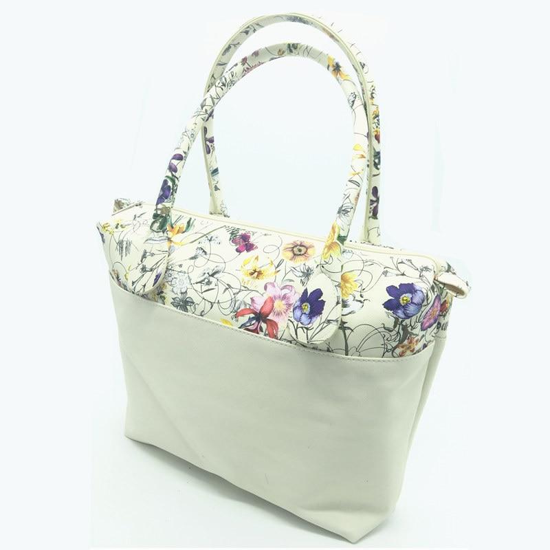 Women Classic Flowers Handbag O bag i5EVl