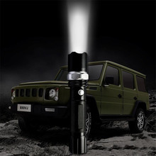 Portable Mini LED Flashlight Pocket Torch Waterproof zoom Outdoor travel Lamp Penlight AAA Battery Powerful For Hunting Camping