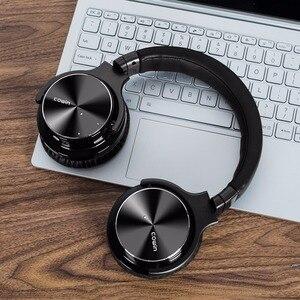 Image 5 - 共同受賞 E7 PRO ANC Bluetooth ヘッドフォンワイヤレスアクティブノイズキャンセリングヘッドホン Bluetooth ヘッドセットマイク