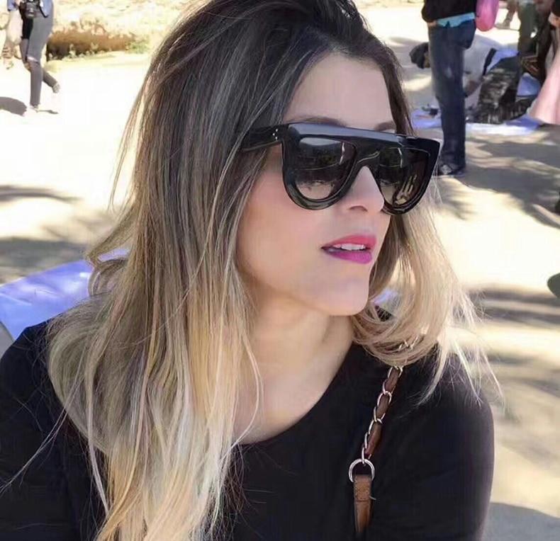JackJad 2017 New Women Fashion Cat Eye 41398 Andrea Sunglasses - Հագուստի պարագաներ - Լուսանկար 3