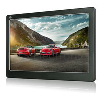Latest 7 Inch GPS Navigation AVIN 8GB Can Support Rear View Camera FM 256M DDR 800MHz
