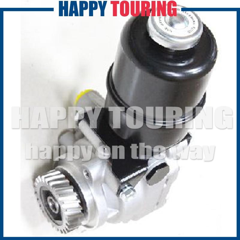 High Quality New Power Steering Oil Pump For Mitsubishi Pajero Montero Shogun 3 III 2001 2006 V68 V78 3.2 Desiel 4M41 MR223480