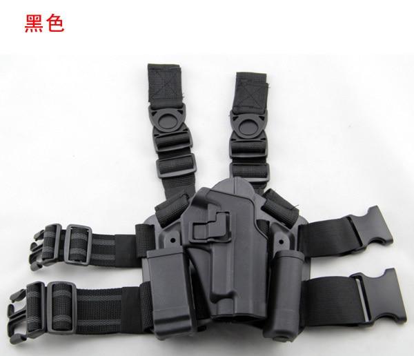 Simulace P226 sady nohou Blackhawk CQC pistole pouzdro pistolí