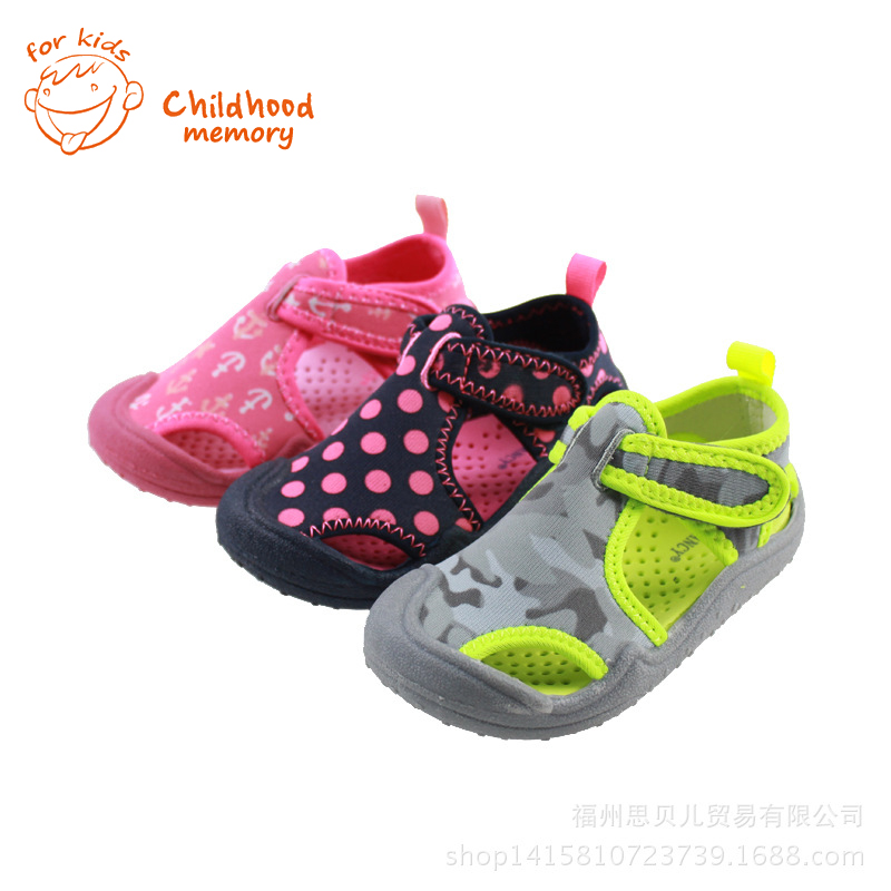 Infant Beach Shoes Size