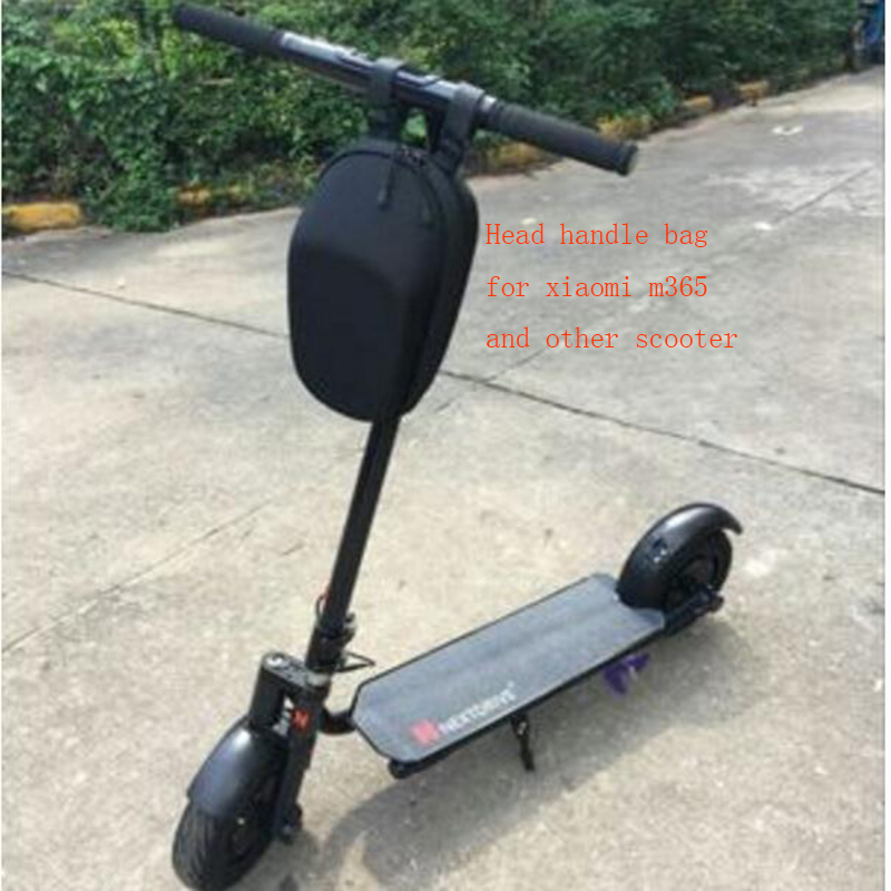 Electric Scooter Head Handle Bag for Xiaomi mijia M365 Qicycle EF1 Ninebot NEXTDRIVE Electric Skateboard Scooter Hoverboard Bike