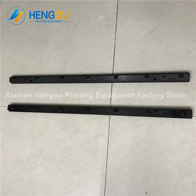 2 pairs printing parts blanket clamp,blanket bar for heidelberg SM74 machine 10 pairs 100