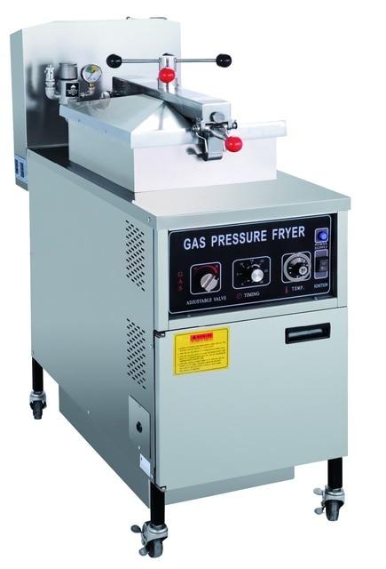 MDXZ 25C Gas chicken Deep fryer for Duck Chicken pressure