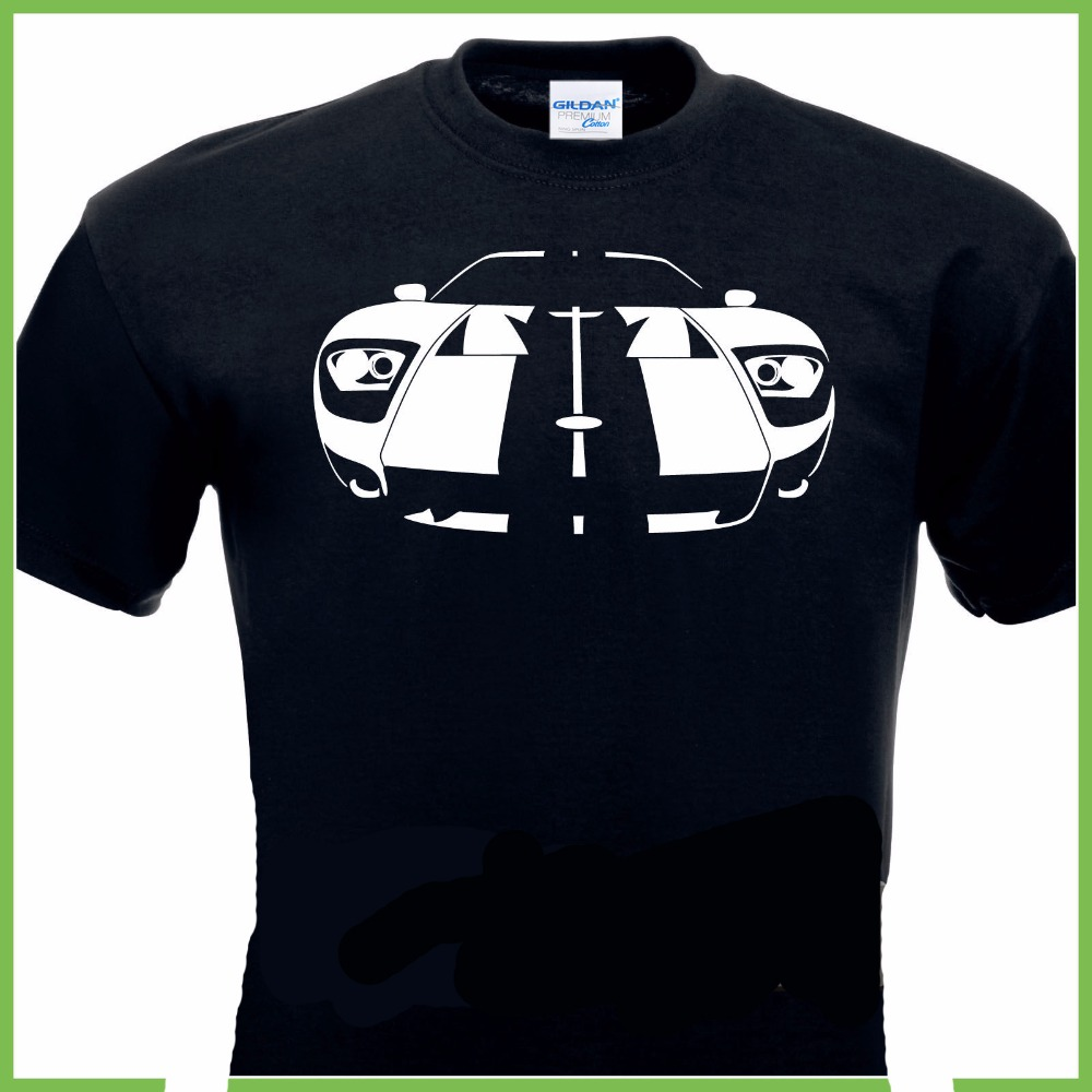 Shirt design new - 2017 New Arrival O Neck Casual Print T Shirt Design Gt 24h Le Mans Racing