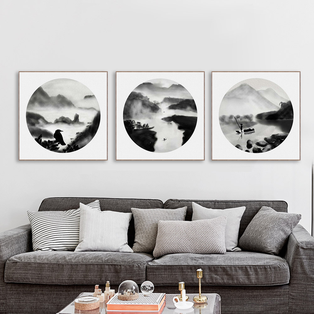 Cheap Large Wall Art popular large triptych wall art-buy cheap large triptych wall art
