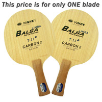 Free Shipping Yinhe Milky Way Galaxy T 11 T 11 T11 Table Tennis PingPong Blade