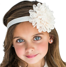 New hot selling Headbands Shabby Flowers Hair Bands Hollow out Flowers  Headband Elastic hair Accessories H098 9e3180d8dc24