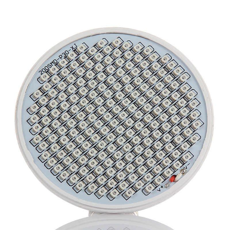 Phytolamp Spettro Completo E27 LED Coltiva La Lampada 54/72/200 HA CONDOTTO LA Luce Per La Pianta Coltiva La Luce Rosso Blu LED Per Le Piante La Crescita Del Fiore Lampadina