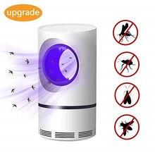 5 Вт с питанием от Usb электрическая фотокаталитическая светодиодная наклейка от комаров лампа низковольтная УФ-лампа для фотосъемки насекомых Ловушка свет охотничьи фонари