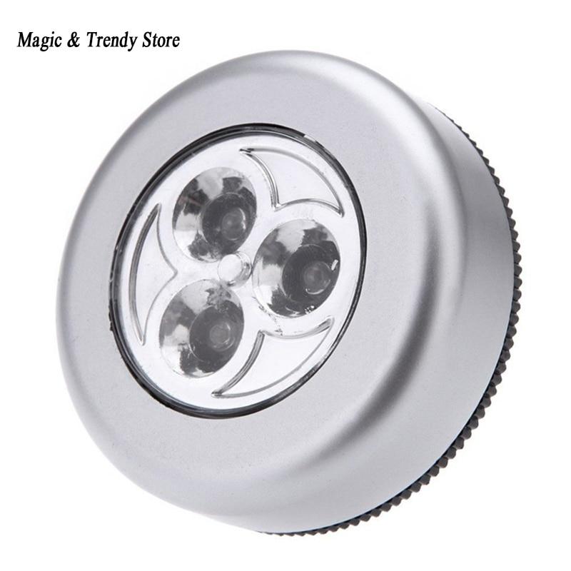 Kvalifikované 3 LED 4 LED nástěnné světlo kuchyňské skříně - Noční světla