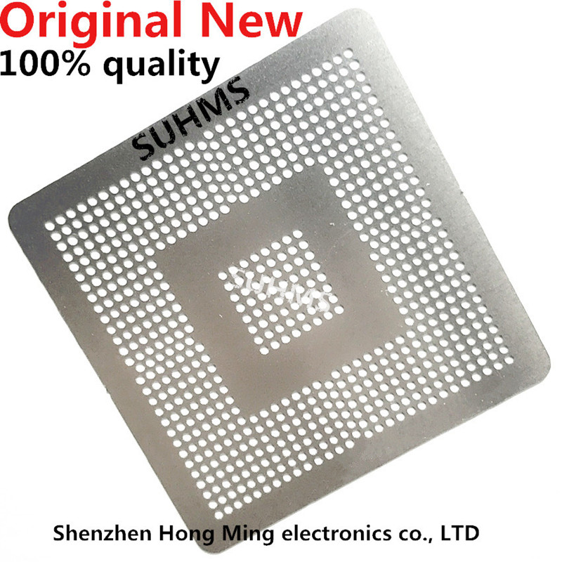 Direct Heating AF82801IBM NH82801HBM NH82801HEM NH82801HR NH82801HH 82801HU DW82801HBM Stencil