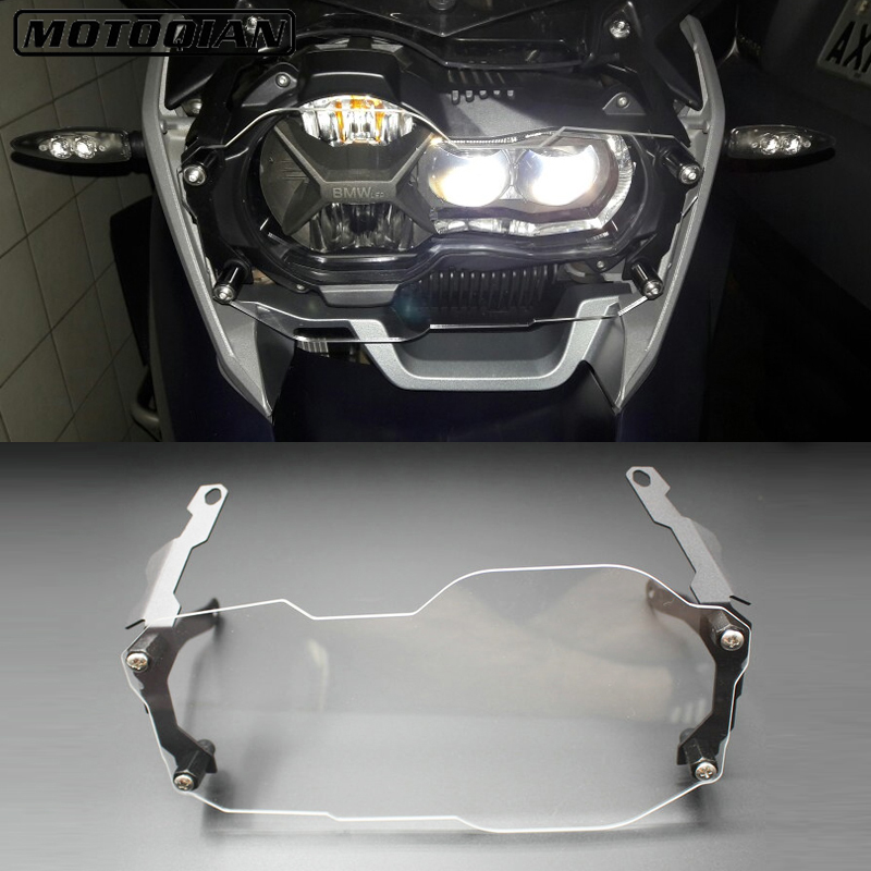 Motorcycle Headlight Protector Grille Guard Cover For BMW R1200GS R 1200 GS R1250GS  LC Adventure Accessories Motor Parts