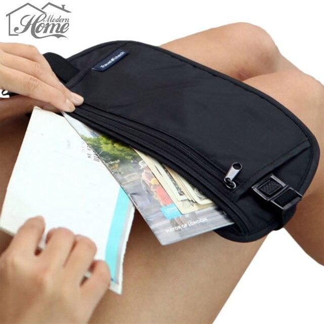 c0cbde2a51 Practical Multi-function Unisex Outdoor Waist Bag Sport Travel Waist Pouch  Belt Money Wallet Bags