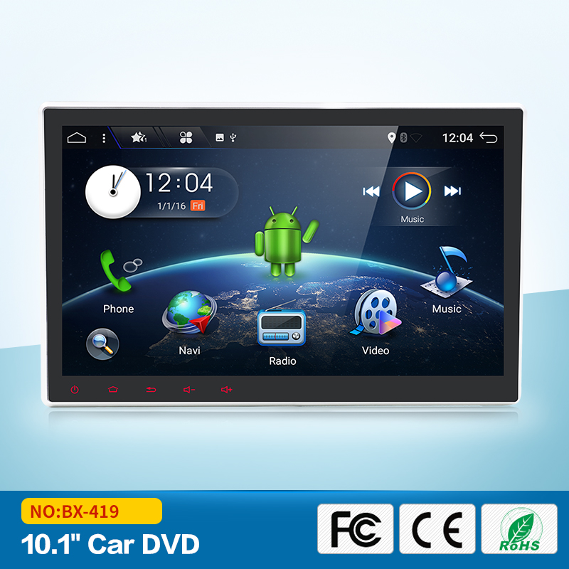 Bosion latest 10 inch screen 1din font b android b font 7 1 font b car