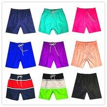 2019 Phantom Beach Board Shorts Swimwear 100% Quick Dry Swimsuit Elastic Waist Mens