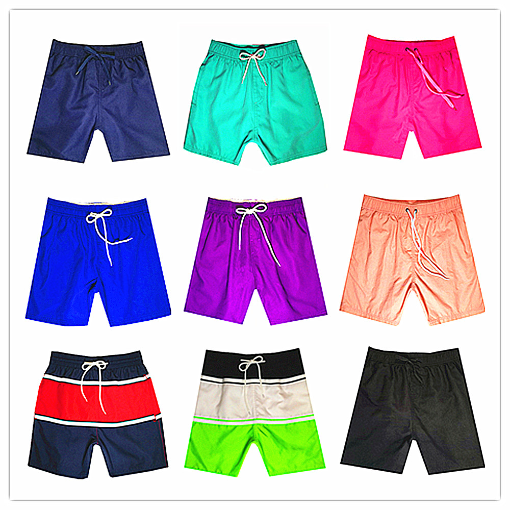 2019 Brand Phantom Beach   Board     Shorts   Swimwear Men 100% Quick Dry Man Swimsuit High Quality Elastic Waist Mens Bathing   Shorts