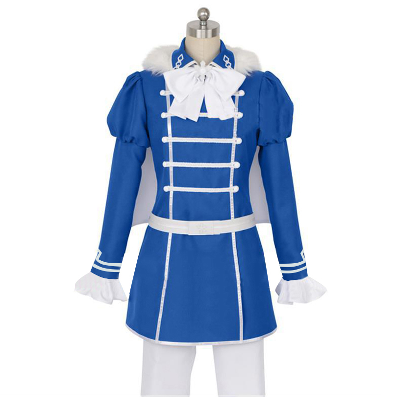 THE IDOLM@STER SideM Beit Pierre Idol Stage Uniform Cosplay Costume C012