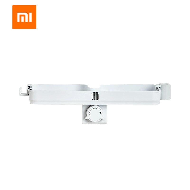 Image 3 - Xiaomi Mijia Dabai المحمولة الاستحمام الحمام تخزين الرف منشفة رف معلق شنقا تخزين الرف DIY منظمة مع هوكاكسسوارات أجهزة العناية الشخصية   -