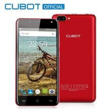 Радуга 2 5.0 Дюймов HD Android 7.0 Смартфон CUBOT MTK6580A Quad Core Cell Phone 1 ГБ RAM 16 ГБ ROM Задняя Две Камеры Мобильного Телефона