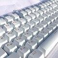 Русский Languag ABS клавишная крышка s светильник проникает в верхнюю печатную панель для Cherry MX механическая клавиатура клавишная крышка перекл...