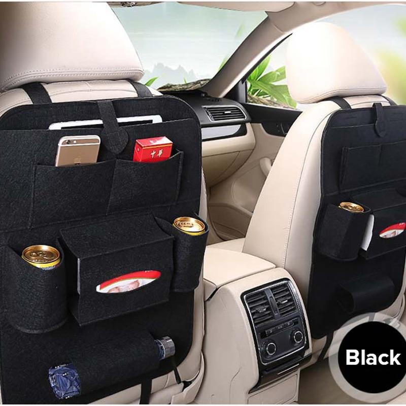 KEOGHS 3-style Car Storage Bag Multi-function Universal Seat Hanging High-quality Pockets Organizer Supplies