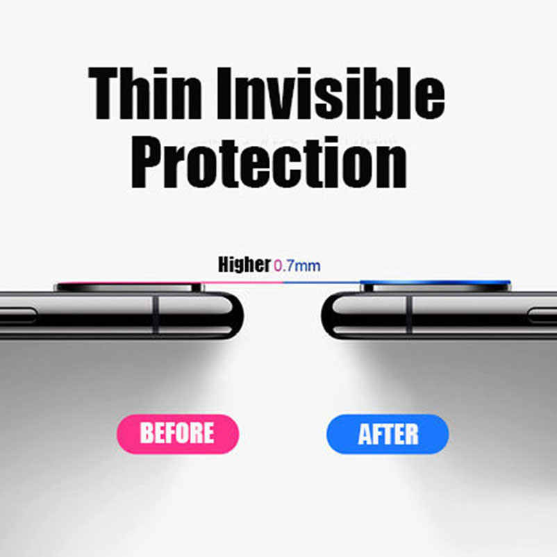 Soft Back Camera Lens film screen protector tempered glass For Samsung Galaxy S10 Plus E M10 M20 full cover case Protective