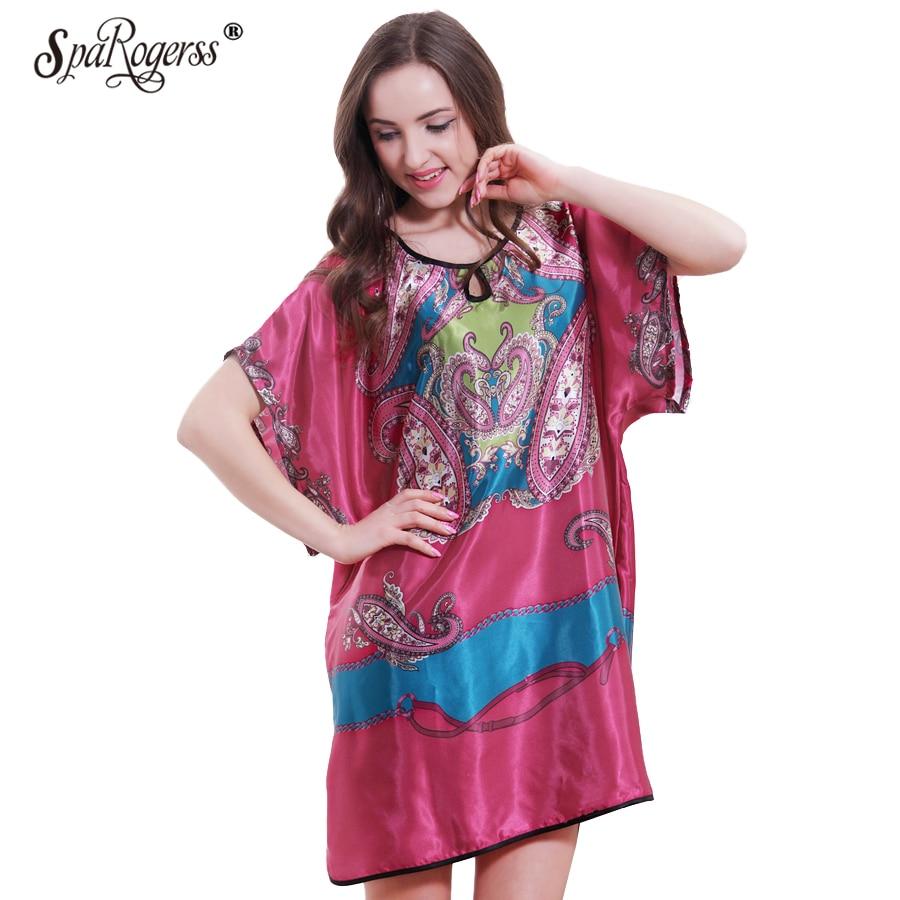 3 Pcs Plus Size Women Large   Nightgown   Sleepwear Bath Robe   Nightgowns     Sleepshirts   Women Nightdress Bathrobe Sleep Lounge SJ5413