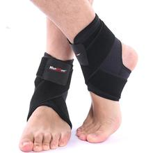 1 Pcs Breathable Ankle Protector Adjustable Anti Fatigue Ankle Brace Support Elastic Ankle Guard Football Volleyball Basketball
