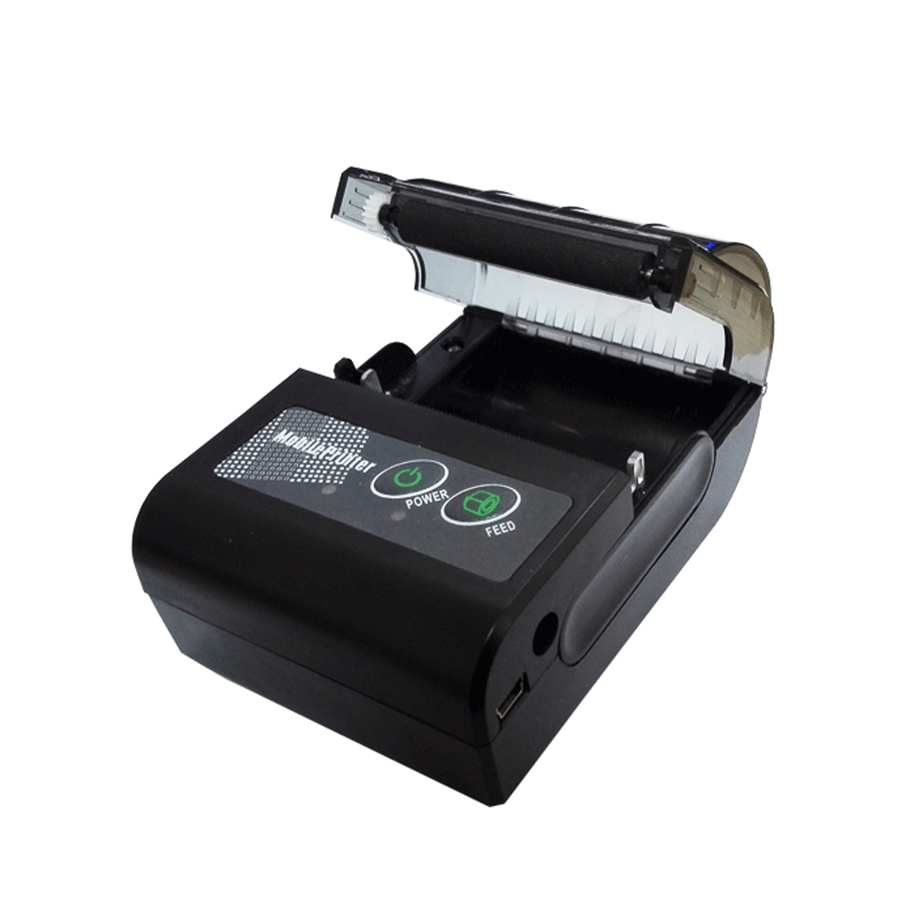 58MM Mini Bluetooth Printer Thermal Portable Wireless Receipt Bill Ticket Android IOS Pocket Printer Pocket