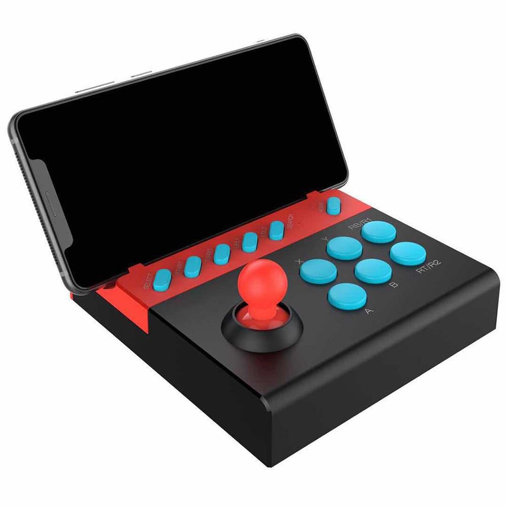 Bluetooth 4.0 Arcade Gaming Joystick Game Controller Gamepad Support For Android IOS Mobile Tablet Smart TV image