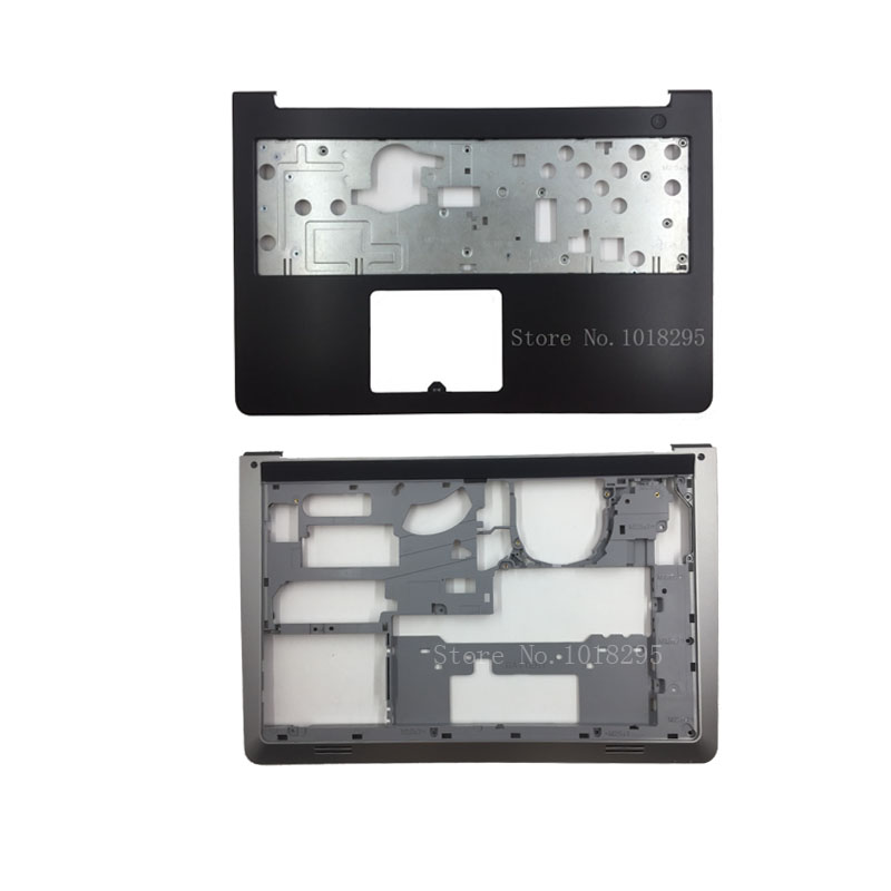 New For Dell Inspiron 15-5000 5545 5547 5548 15M Laptop Palmrest Upper case+Base Bottom Cover Lower CaseDP/N 0WHC7T laptop palmrest for acer as5940 5940g 5942 5942g 60 pfq02 001 ap09z000400
