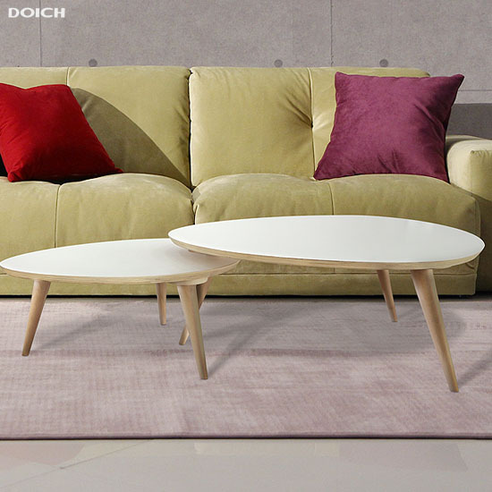 dodge furniture scandinavian modern style japanese wood coffee table Cute Cheap Coffee Tables