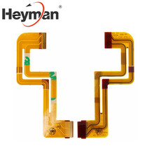 Heyman Flex Cable for Sony DCR-SR45 DCR-SR65 DCR-SR85 Video Cameras (for LCD)flat cable Replacement kamerar 3 2 16 9 lcd viewfinder for video cameras slr cameras black red