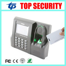 ZK web based fingerprint and RFID card time attendance system TCP/IP USB color screen Multi language fingerprint time attendance