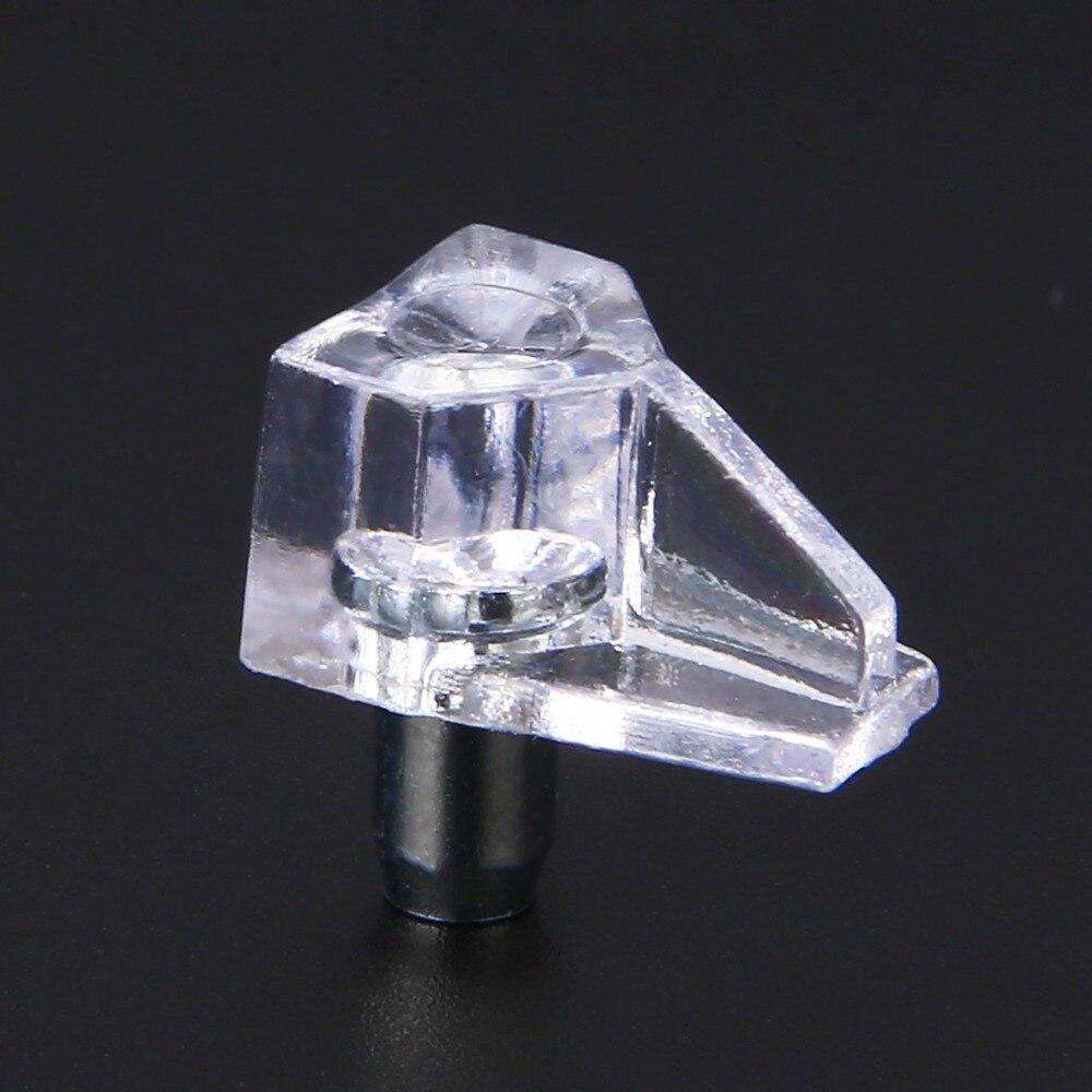 pernos Estacas de metal y pl/ástico para estanter/ías de pared armario de cocina soporte de placa de cristal clavijas
