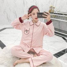 Cotton Maternity Spring Pregnant Women Pajamas Nursing Breast Wear Lactation Clothing for Feeding Nursing Clothes Autum lounge new marenity clothing sleep clothes set pregant underwear women pajamas cotton sets spring summer nursing intimates j9203
